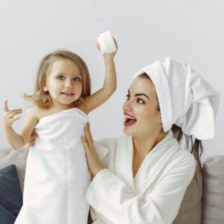 Körperpflege Kinder